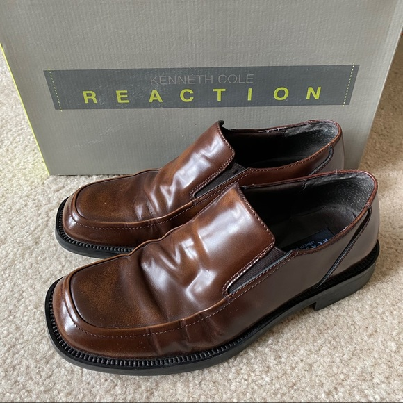Kenneth Cole Reaction Stamp of Approv LE Loafer